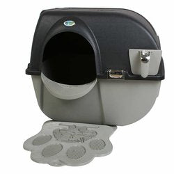 Omega Paw Large Roll'n Clean Self Cleaning Litter Box