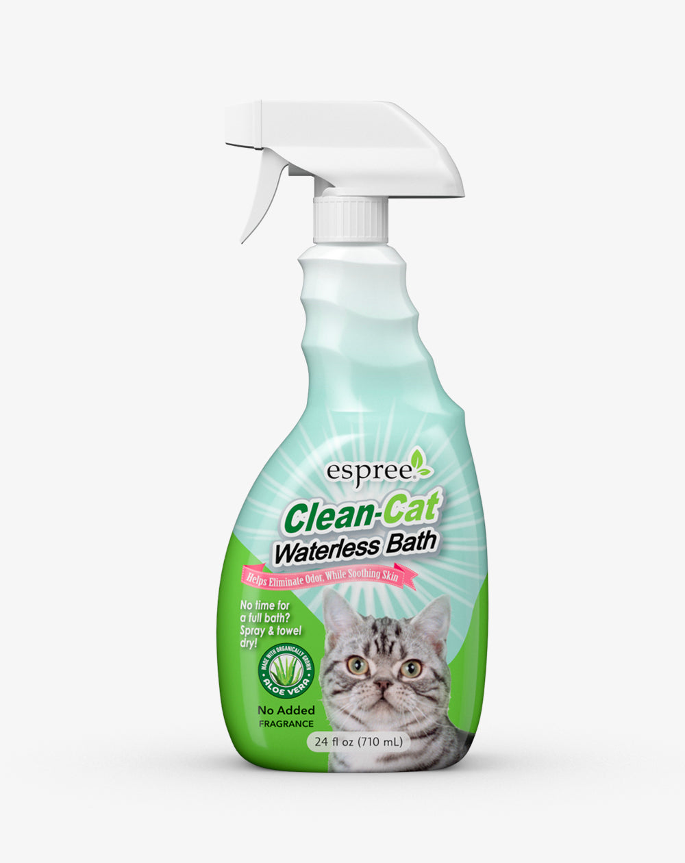 Espree Clean Cat Waterless Bath Spray