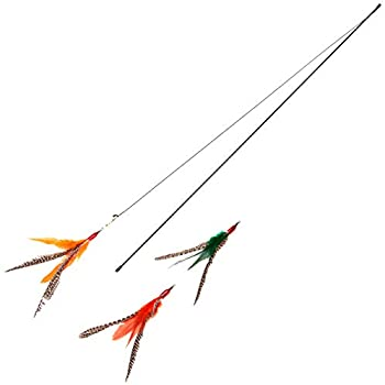"Go Cat Classic DA BIRD - 36"" Pull-a-Part Pole"