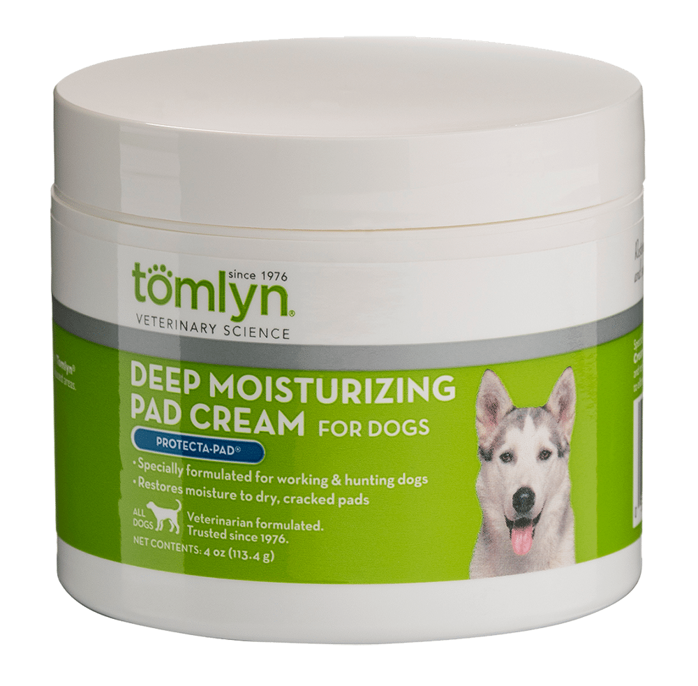 Tomlyn Pad Cream Deep Moisturizer for Dogs