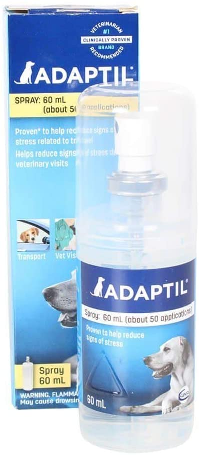 Adaptil Calm Pheremonal Calming Aid for Dog - Spray