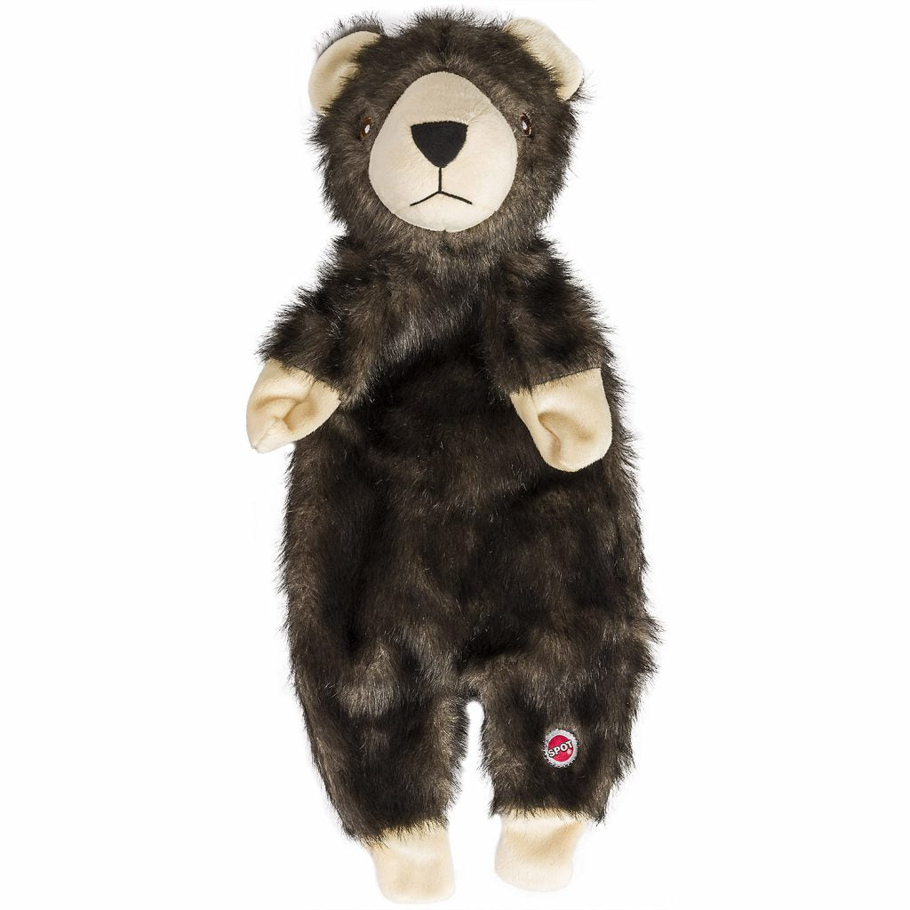 "SPOT Furzz Stuffing Free Furry Toy 13.5"" or 20"""