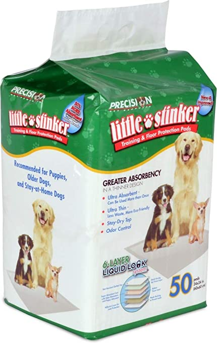 Little Stinkers Housebreaking Pads