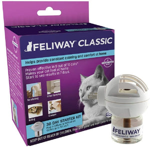 Feliway Calm Pheremonal Calming Aid for Cats - Home Diffuser