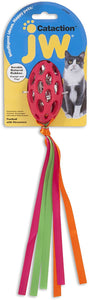 JW Cataction Crinkle Football with Streamers