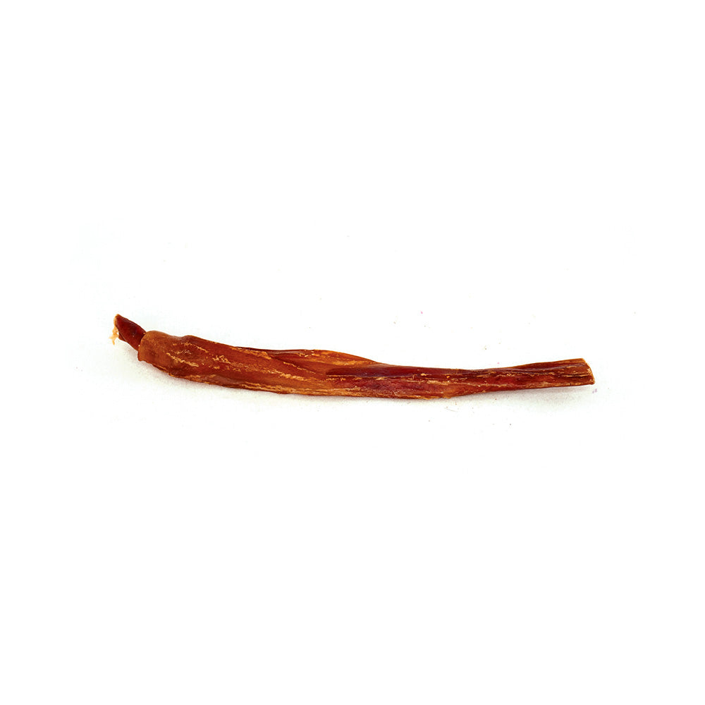 "Friendly Butcher Thin Veal Pizzle/Bully Stick 6"" or 12"""