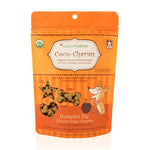 Cocotherapy Coco-Charms Organic Coconut Training Treats - Pumpkin Pie