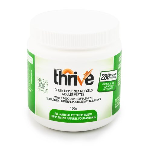 Thrive Green-Lipped Mussel Joint Supplement