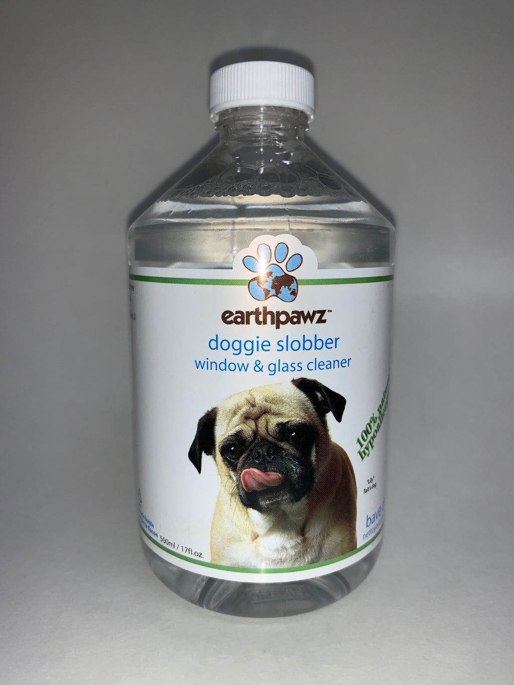Earthpawz Doggie Slobber Window & Glass Cleaner