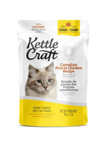 Kettle Craft Kettle Cooked Soft Cat Treats - Canadian Prairie Chicken