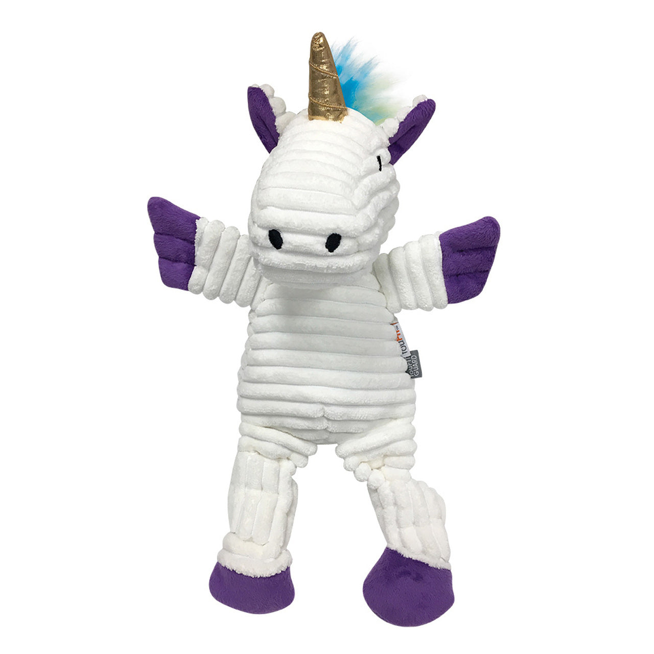 FouFit Knotted Unicorn Toy