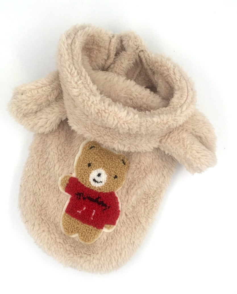 Super Soft & Cute Teddy Bear Hoodie