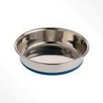 OurPets Stainless Steel Classic Cat Dish