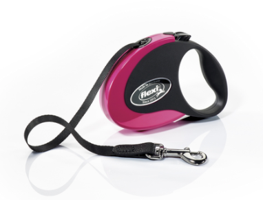 Flexi Retractable Tape Leash 'Collection'