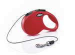 Flexi Retractable Cord Leash 'Classic' Extra Long