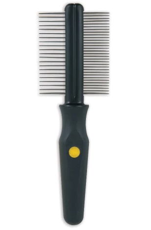 JW Gripsoft Double-Sided Comfort Comb