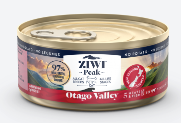 Ziwipeak Provenance Cat Food (Wet) - Otago Valley