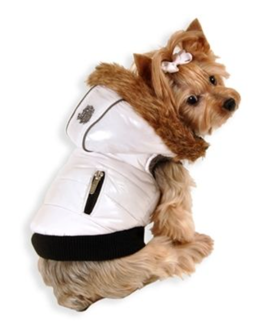 Hip Doggie Elite Reflective Coat - Limited Edition!