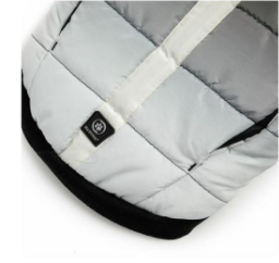 SilverPaw Quilted Puffer Jacket