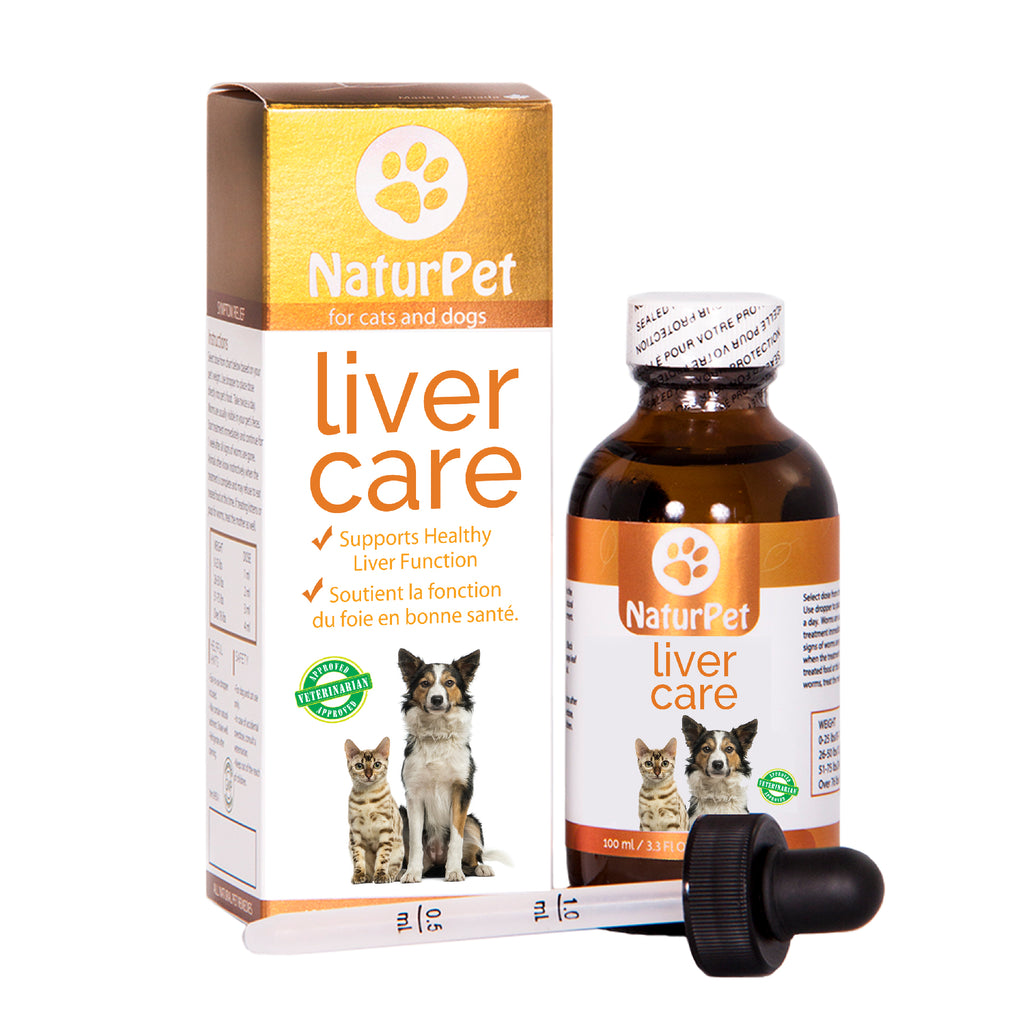 Naturpet Liver Care Supplement