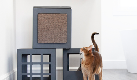 BeOneBreed Katt3 Customizable Cat House