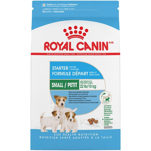 Royal Canin Dog Food - Mother and Babydog Small Dog Starter