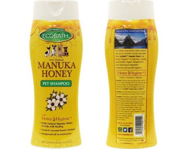 EcoBath Manuka Honey Pet Shampoo