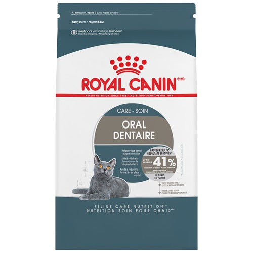Royal Canin Cat Food (Dry) - Oral Care