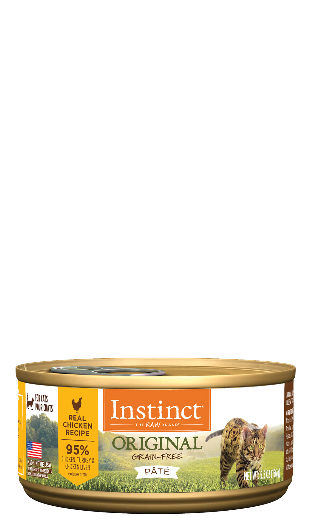 Instinct Original Canned Cat Food - Chicken