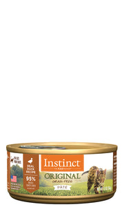 Instinct Original Canned Cat Food - Duck
