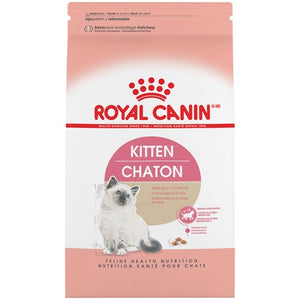 Royal Canin Cat Food (Dry) - Kitten