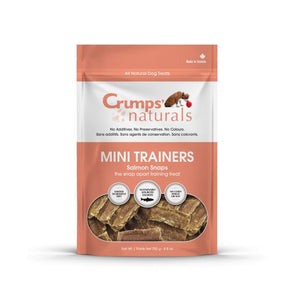 Crumps Salmon Snaps Training Treats