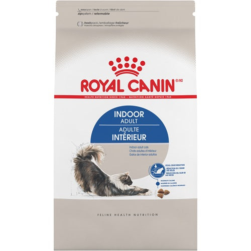 Royal Canin Cat Food (Dry) - Adult Indoor