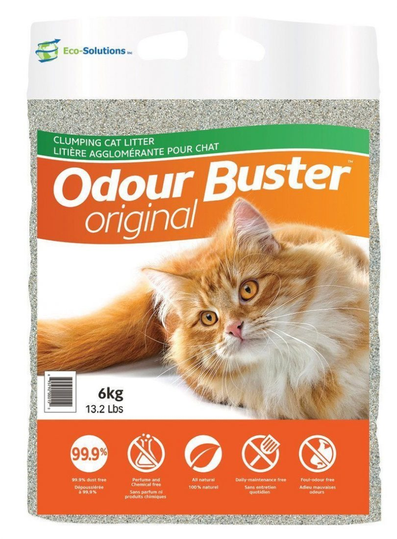 Odour Buster Original Clumping Clay
