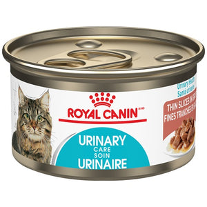 Royal Canin Cat Food (Wet) - Urinary Care - Slices in Gravy
