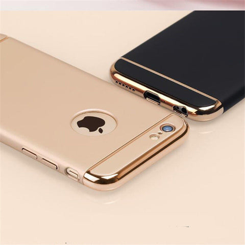 Luxury Ultra Thin Shockproof Case for iPhone 6/ 6S/ 7/  7Plus - ResedaGear