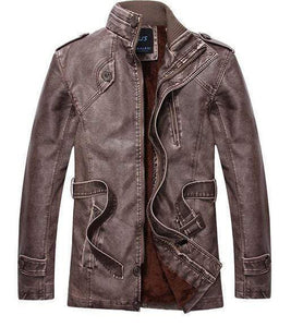 BRAND WINTER LUXURY COAT - MEN'S WEAR Store