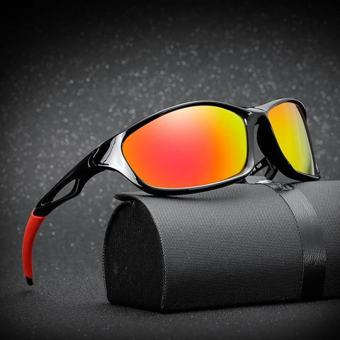 DESIGN POLARIZED SPORT SUNGLASSES -  MEN'S WEAR Store