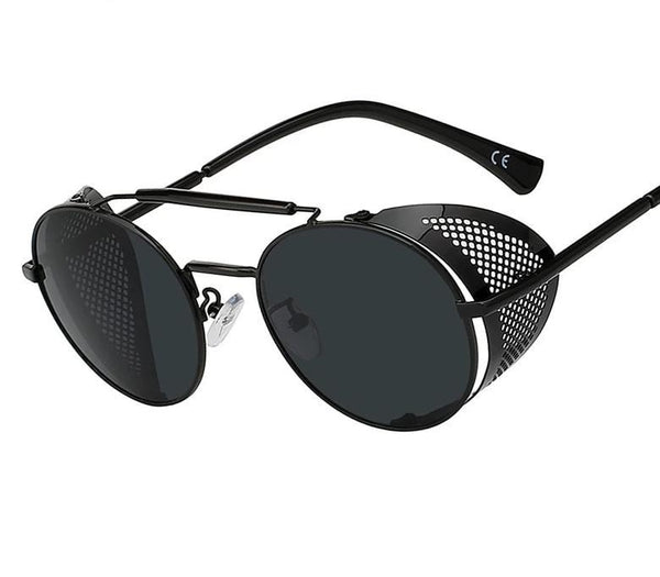 FASHION LUXURY STEAMPUNK METAL SUNGLASSES - MEN'S WEAR Store
