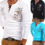FASHION PERSONALITY T-SHIRTS (True) - MEN'S WEAR Store