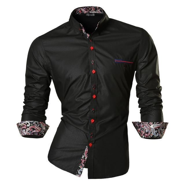 LUXURY CASUAL SLIM FIT SHIRTS - MEN'S WEAR Store