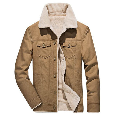 CASUAL WARM COTTON JACKETS - MEN'S WEAR Store