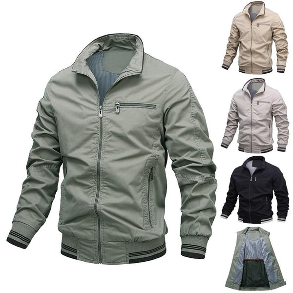 HIGH QUALITY WINDBREAKER PILOT JACKET - MEN'S WEAR Store