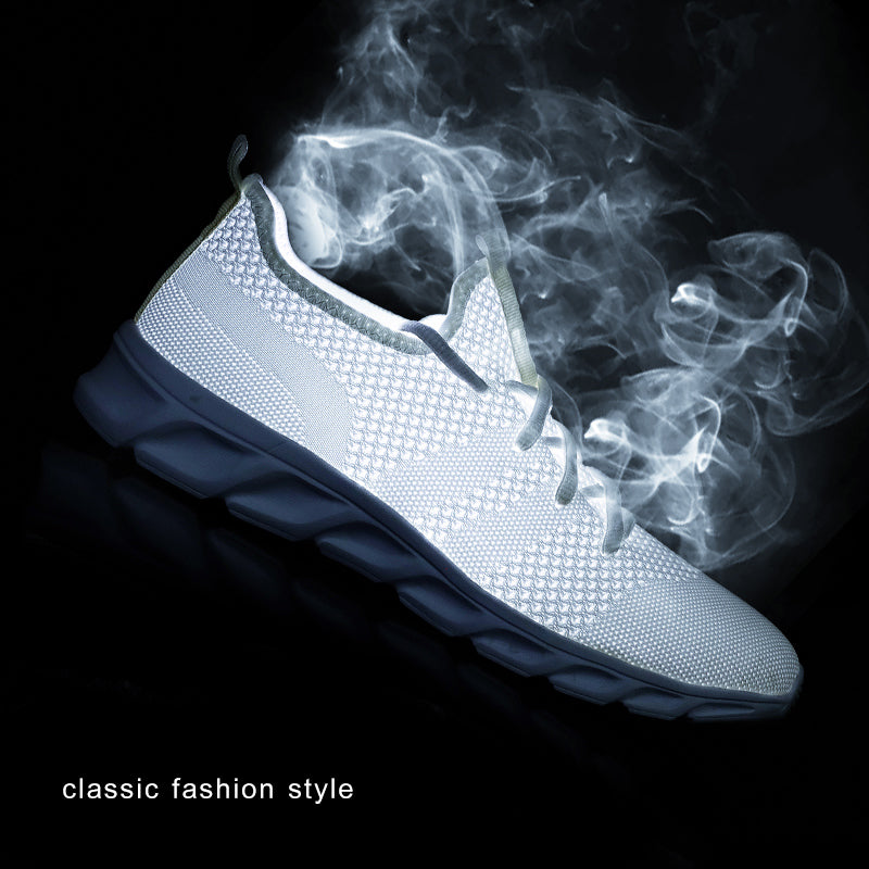 lightweight breathable trainers