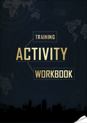 SPY TRAINING ACTIVITY WORKBOOK (digital delivery)