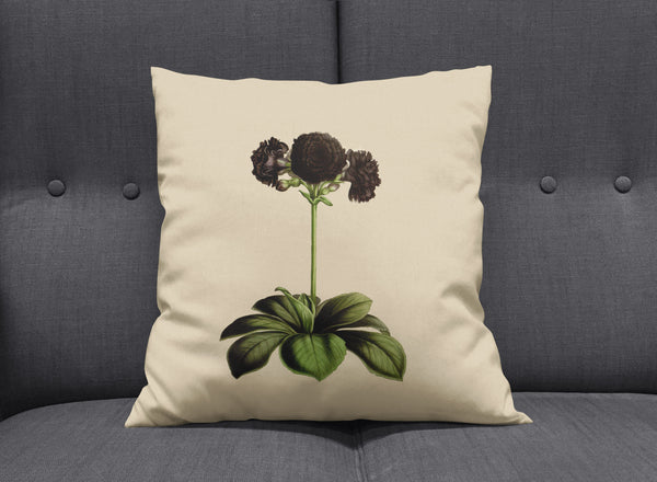 Floral Classical Cushion by aaart - art inspired decorative throw pillows