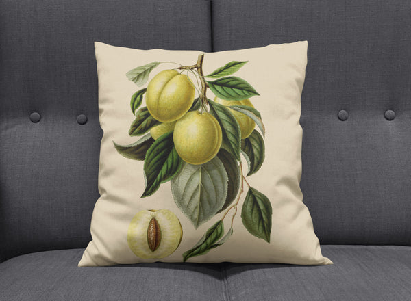 Floral Classical Pillow by aaart - art inspired decorative throw pillows
