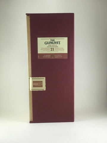 The Glenlivet 21 years (limited)