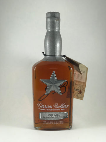 Garrison brothers single barrel