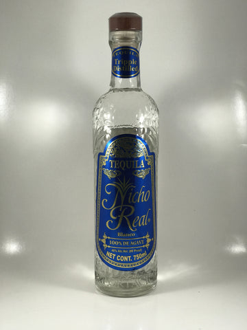 Niche Real tequila Blanco (750ml)